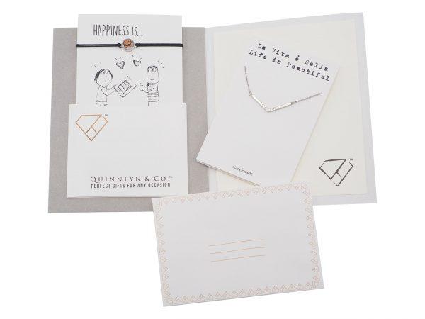 Quinnlyn - La - Vita - E - Bella - Pendant - Card - Beautiful