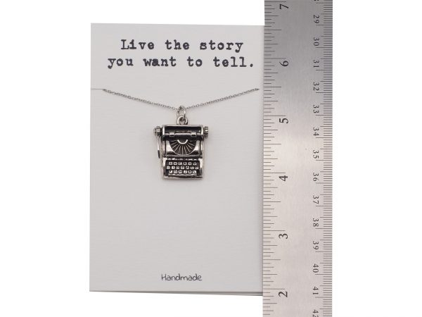 Quinnlyn - Live Story - Necklace - Pendant
