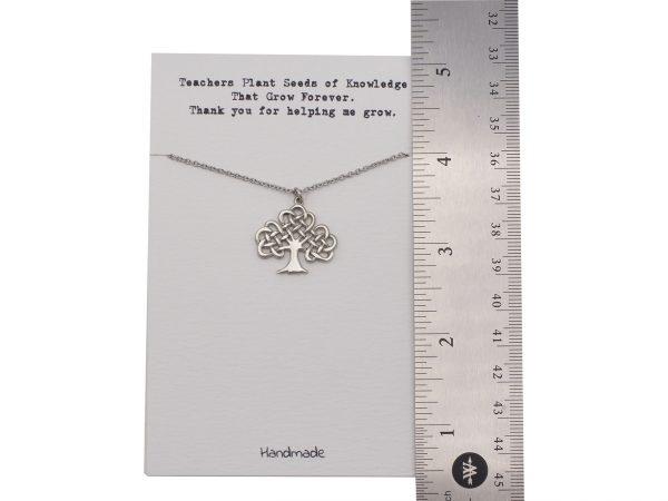 Quinnlyn - Teacher - Tree - Necklace 2