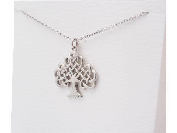 Quinnlyn - Teacher - Tree - Necklace