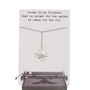 Hanging - Spider - Necklace 8