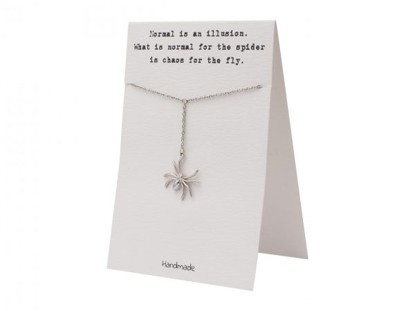 Hanging - Spider - Necklace - Pendant 2