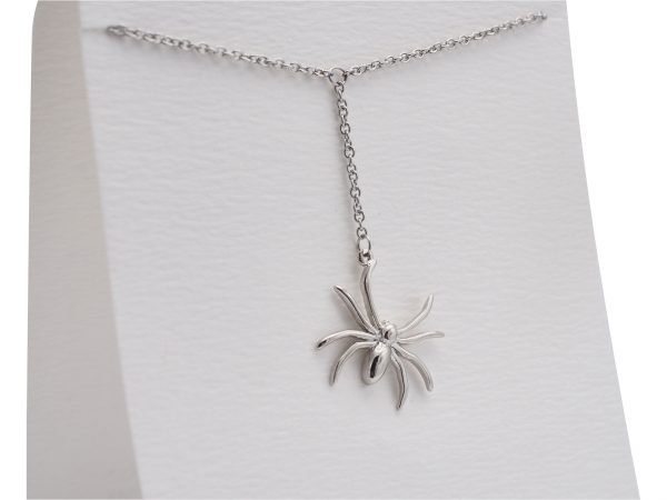 Hanging - Spider - Necklace - Pendant 1