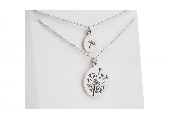 Quinnlyn - Dandelion - Necklace - Pendant