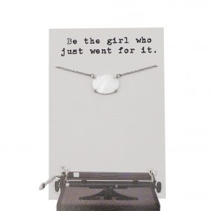 Quinnlyn - Be The Girl - Opal - Necklace