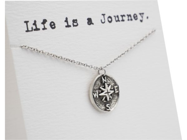 Quinnlyn - Journey - Necklace - Pendant