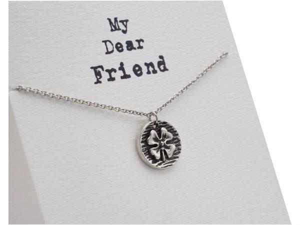 Four - Leaf - Clover - Necklace 2