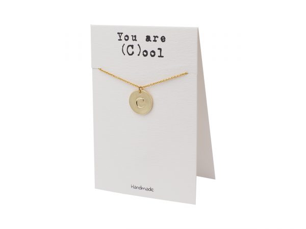 Quinnlyn - You are cool - Necklace - Pendant