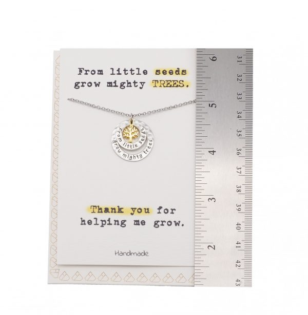 Mighty Trees Teacher Necklace 3