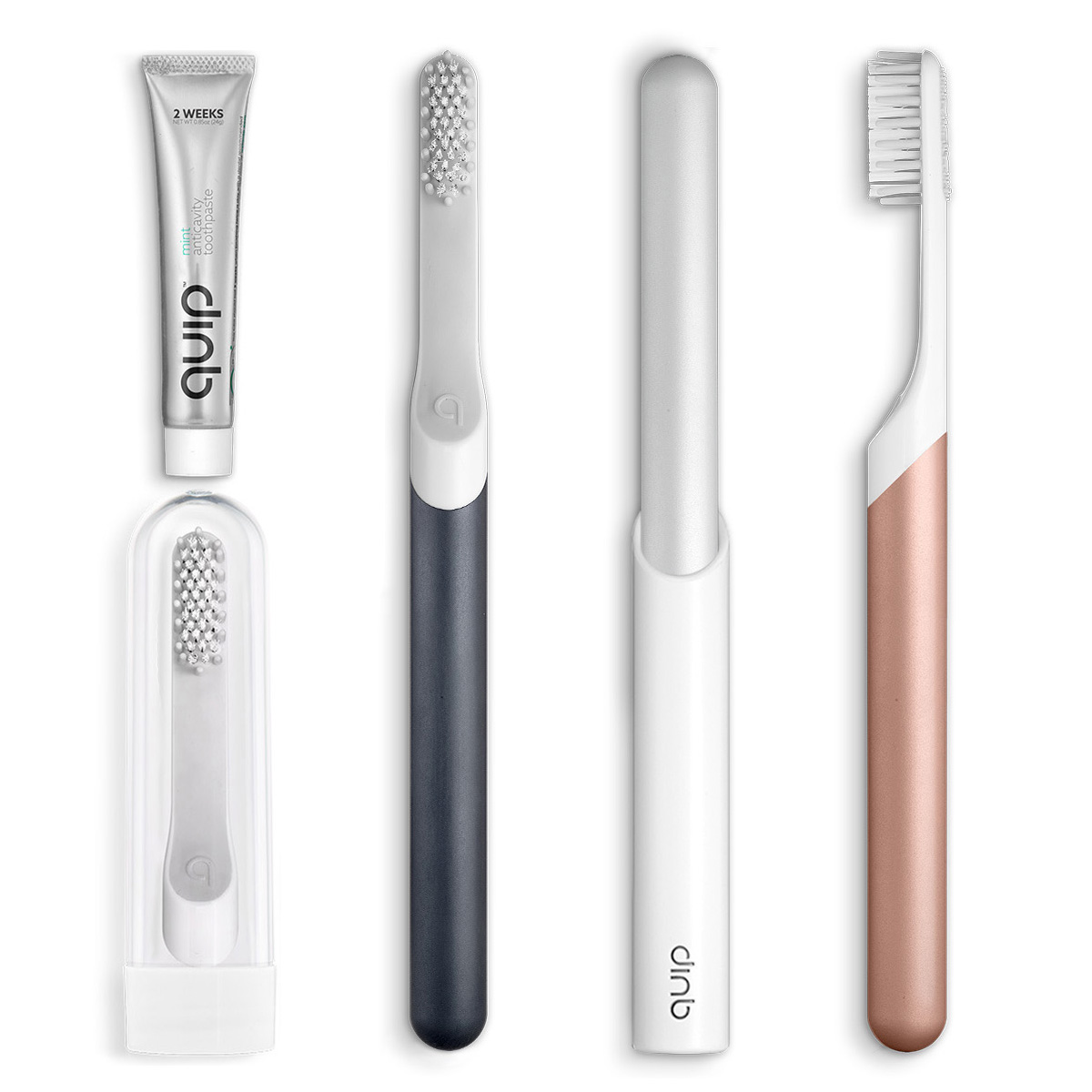 quip | a simplified electric toothbrush | Click to use my ...