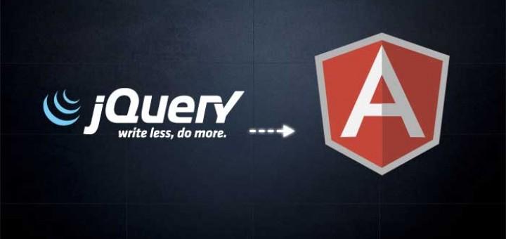Comparando jQuery y Angular