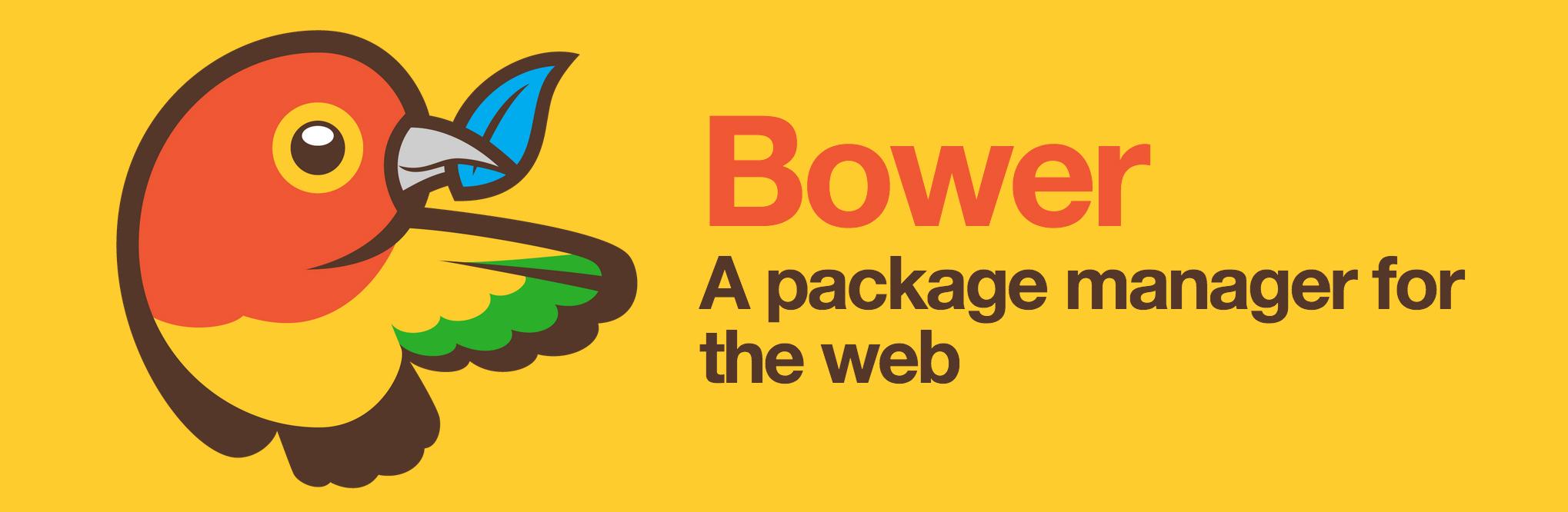 Como instalar y usar bower