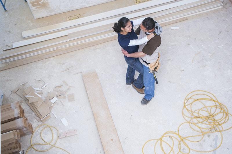 Metal roof contractors