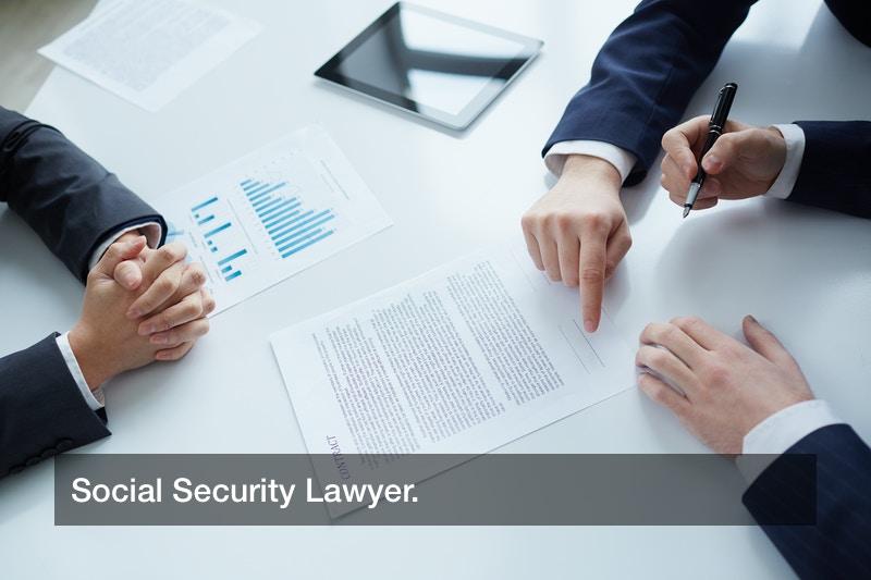 social security attorney