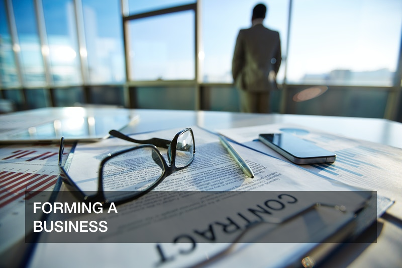 business law information