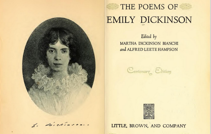 Essays on walt whitman and emily dickinson