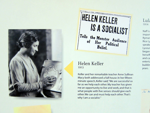 optimism an essay by helen keller Who better than helen keller to write about optimism helen keller became blind when she was nineteen months old at the time children who were deaf and blind were simply given up on but helen's mother read that a deaf blind person had been educated and decided to explore that possibility for her .