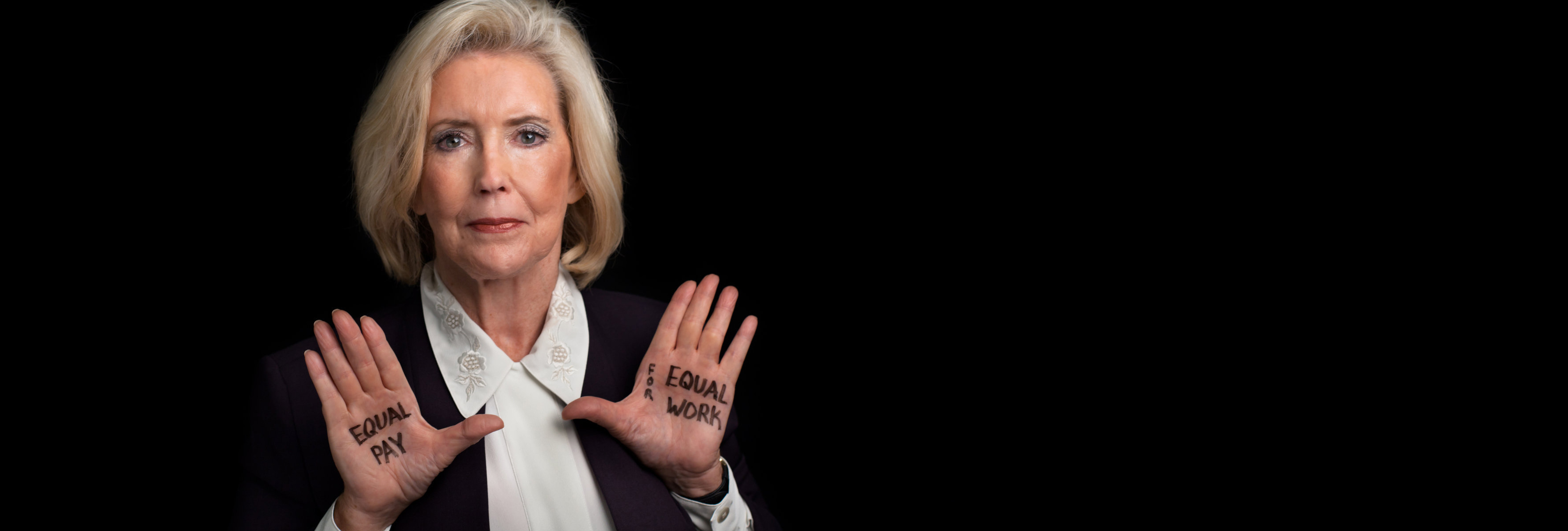 lilly ledbetter That is the lesson of lilly ledbetter on this equal pay day--april 28 for 10 years the 71-year-old former factory worker fought to close the gap between women's and men's wages, sparring with the supreme court, lobbying capitol hill and campaigning for president barack obama along the way and she.