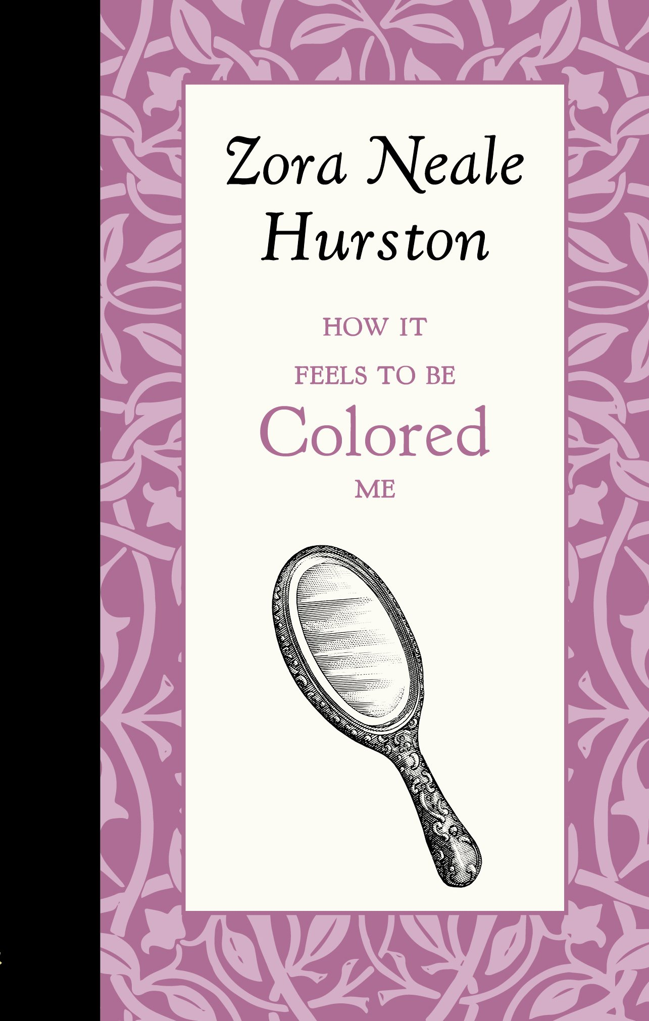 an analysis of how it feels to be colored me by zora hurston