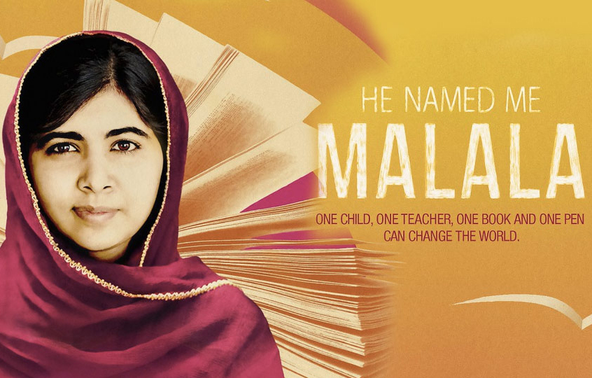 malala yousafzai the girl with a A message from malala yousafzai, co-founder of the malala fund and nobel peace prize laureate: sometimes people ask me, why is it important for girls to go to school.