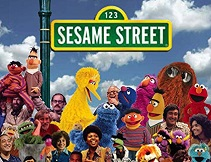 Sesame Street Celebration Years Life