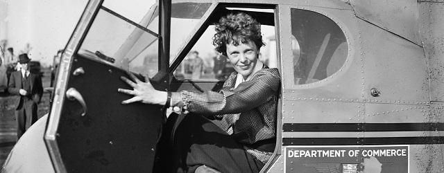 Amelia Earhart_newsletter