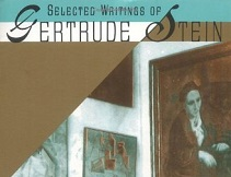Selected Writings Gertrude Stein
