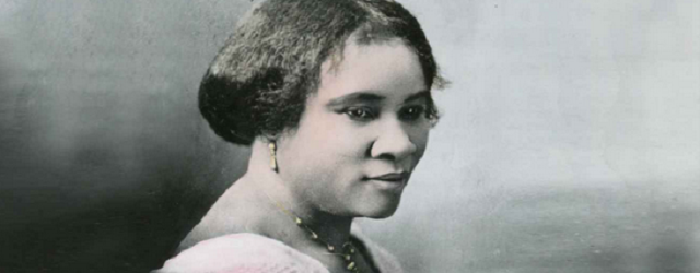 Madam CJ Walker_newsletter
