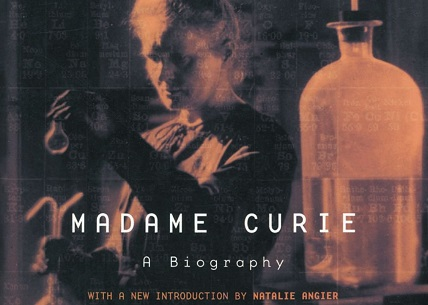 Madame Curie Biography Eve
