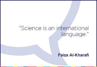 Science is an international language.