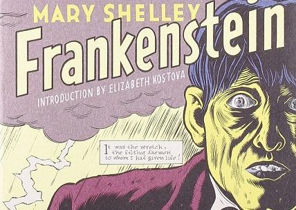 Frankenstein Penguin Classics Deluxe Edition