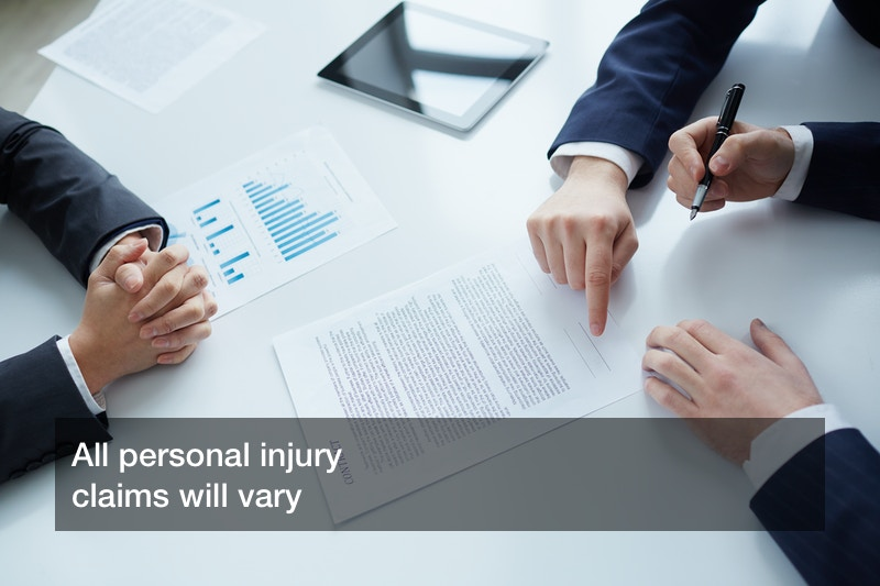 personal accident injury