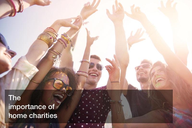 home charities