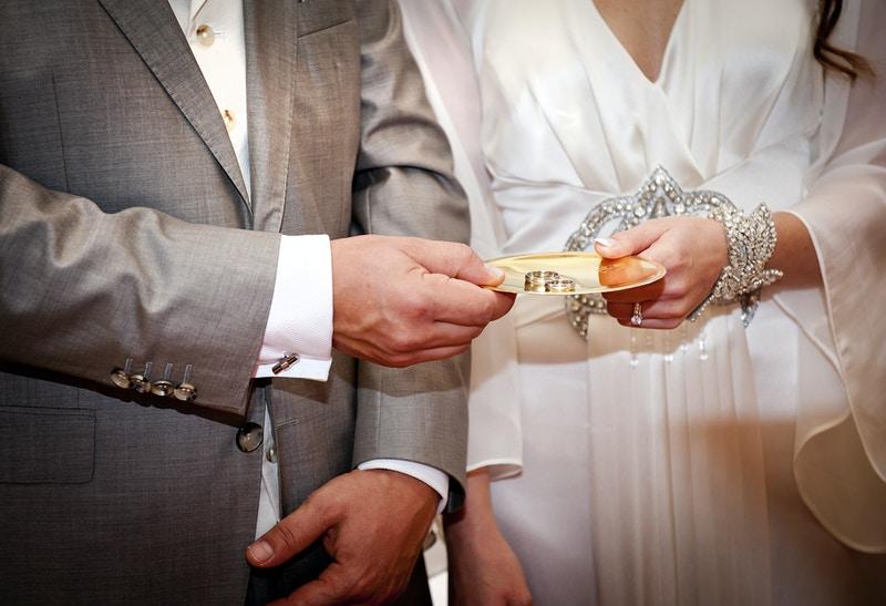 Wedding card money holder