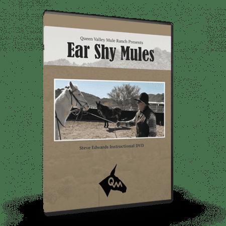 Instructional DVDs for Ear Shy Mule