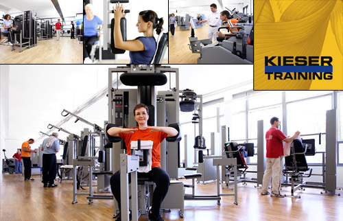 Das ultimative Kieser Training in M�nchen-Neuhausen