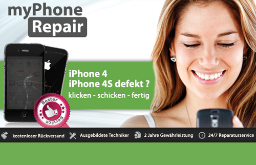 My Phone Repair iPhone 4 Reparatur
