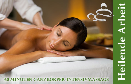 90 Minuten Ganzk�rper-Intensiv-Massage