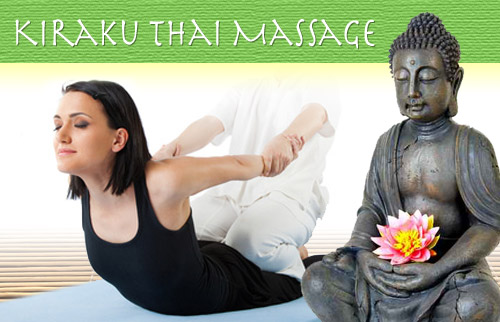60 Minuten Thai Yoga Massage f�r 25 statt 60 Euro