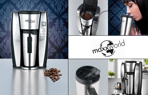 Coffeemaxx to Go Thermo Star Kaffeemaschine