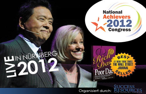 1 Ticket f�r den National Achievers Congress N�rnberg