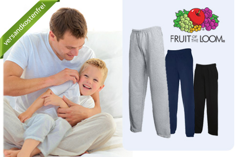 2er Pack Fruit of the Loom Jogginghosen