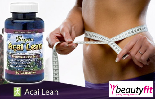 Get a bikini body fast with a months supply for Acai Lean slimming capsules for £12
