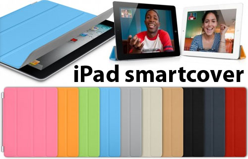 Smart idea � protect and enhance your iPad with 77% off a Smart Cover