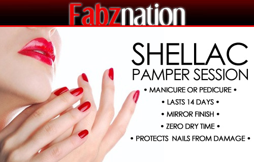 No need to shell out a fortune for Gelish! Get your hands or feet treated for only �11