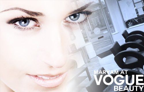 Hair today, gone tomorrow � 50% off eyebrow grooming and facial hair removal by Maryam at Vogue Hair and Beauty