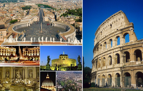 Are you looking for a romantic break this winter? 3 nights in Rome for two now just �120