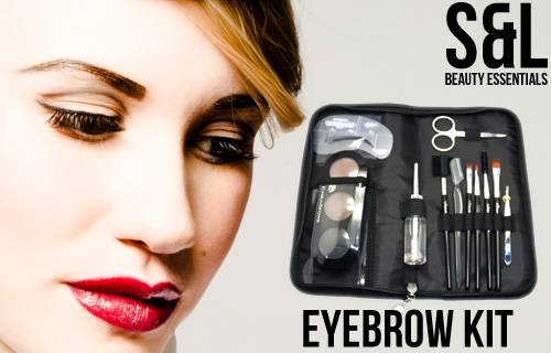 Wish you had superstar eyebrows? Well now you can with 68% off a Definition Brow kit
