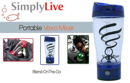 Get whizzy with a Vexo power mixer for �18.99
