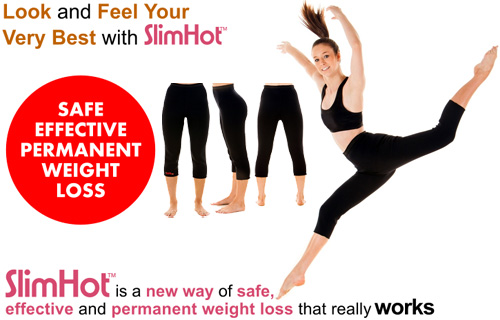 Want an easier way to reduce the appearance of cellulite? Work it off in a pair of SlimHot Capri pants for only �14.95